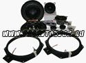 BMW Upgrade Kit BMW Upgrade Kit ETON+GLADEN AUDIO (4 channel)