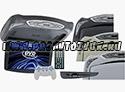 Поточные мониторы с DVD INTRO JS-1340 DVD