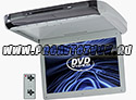 Поточные мониторы с DVD INCAR JS-1542 DVD (GRAY)