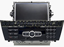 Mercedes Comand Online NTG 4.5 C-класс W204