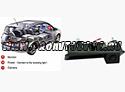 Audi A4 (2007 - 2012), Q5 (2008 - 2013) Intro VDC-089