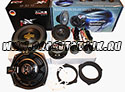 BMW Upgrade Kit Комплект акустики CDT AUDIO+AUDIO SYSTEM AX 08 FL