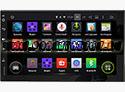 Универсальные ГУ INCAR AHR-7580 Universal 2din (Android 4.4.4)